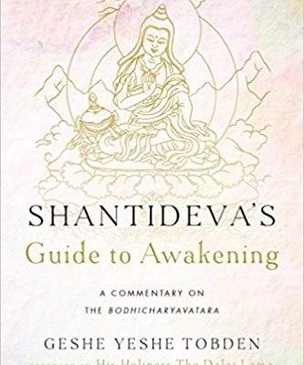Shantidevas guide to awakening