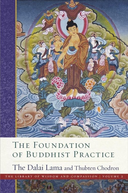 Foundation of Buddhist Practice final